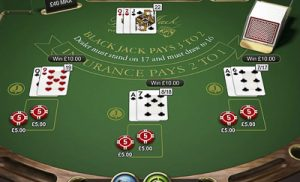 Blackjack Oyna ve Kazan